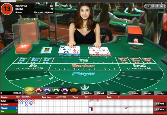 Thai Casino Game