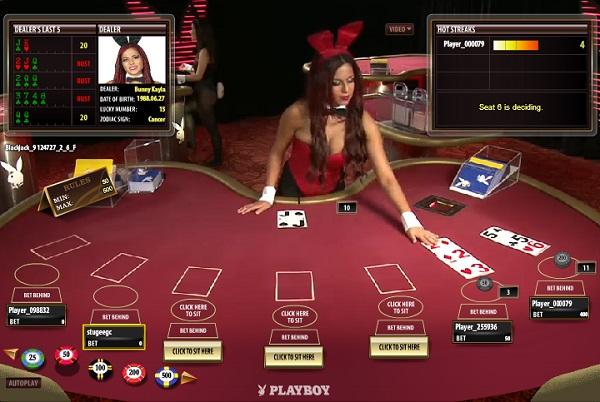Online Casinos Live Dealers