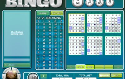 Game of Bingo Online