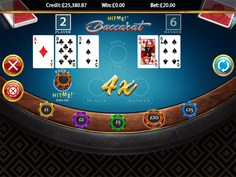 Learn How to be a Winner Every Time you Play a Baccarat