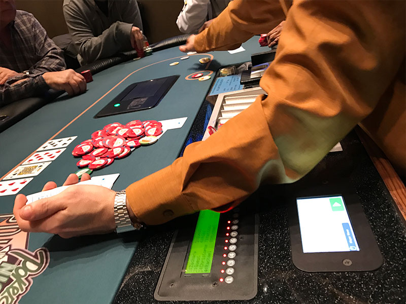 Reverse Implied Odds in Poker Game