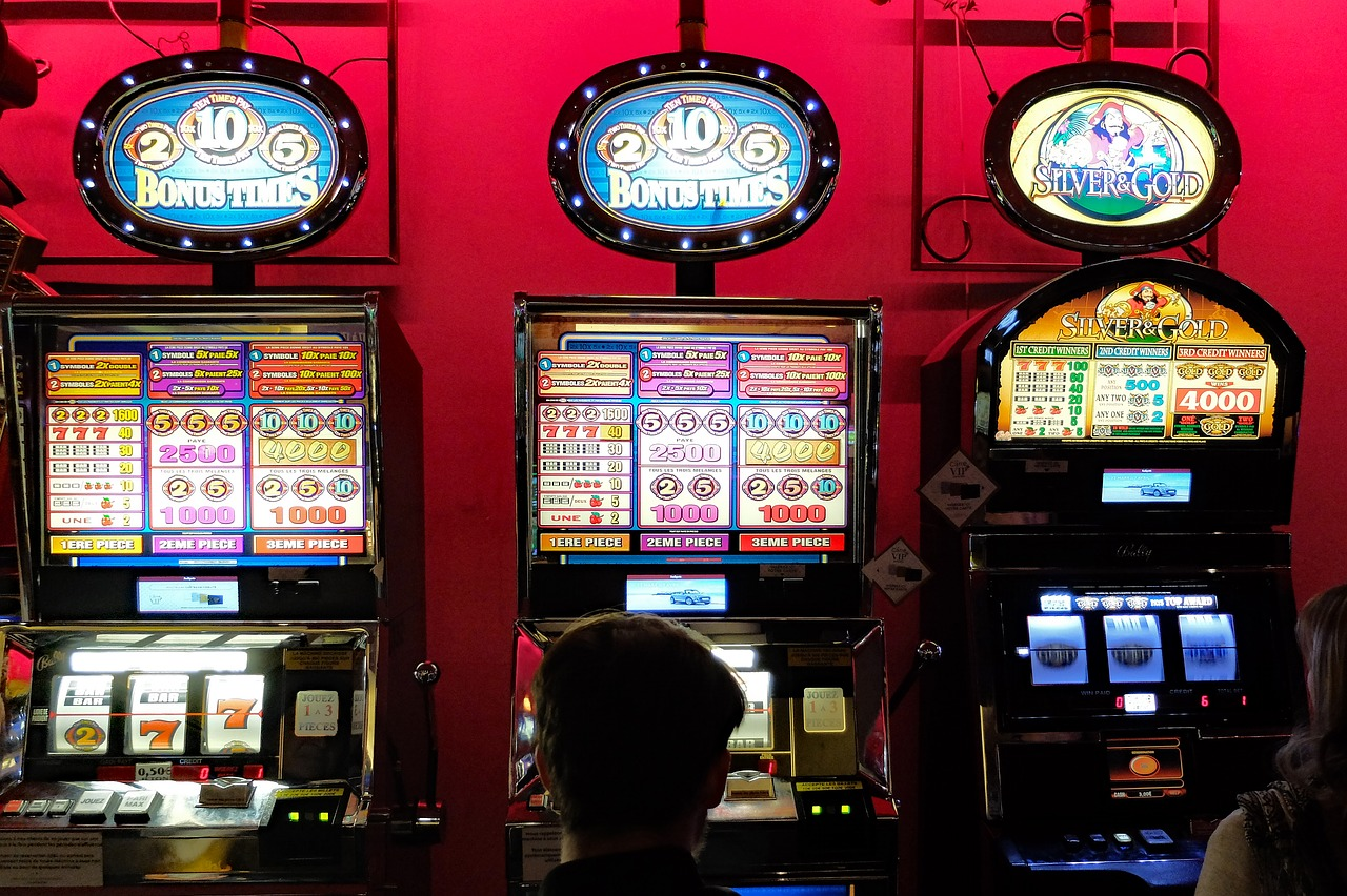General knowledge that one can learn from playing slot machines