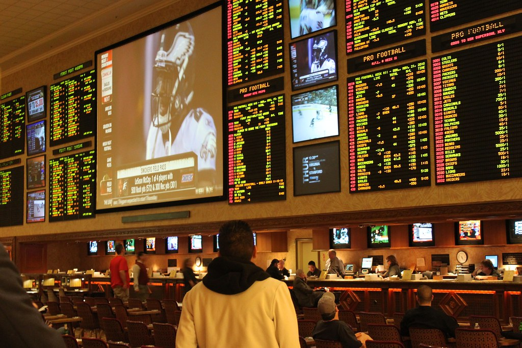 Different types of sports betting