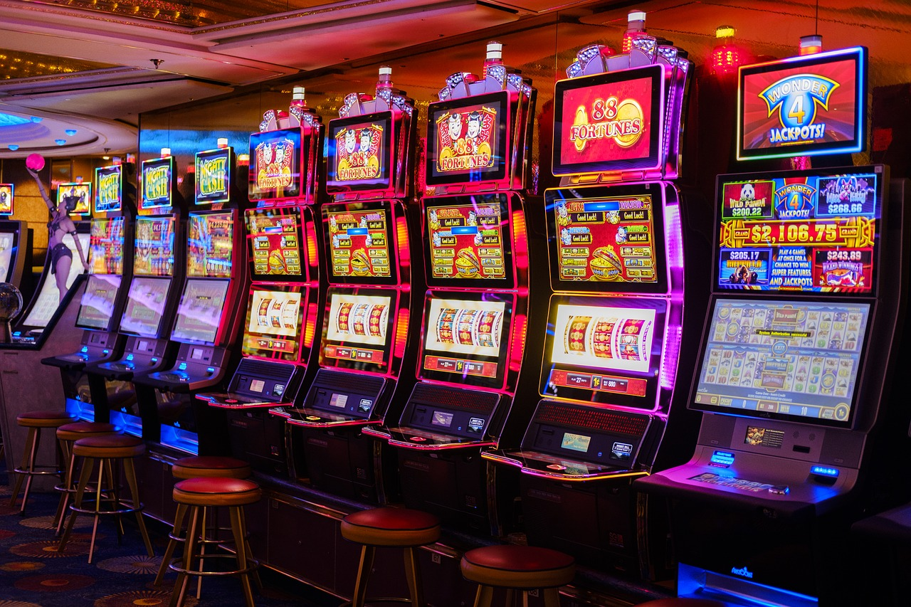 Prowess Essential for Taking Part in Online Slot Machine Games