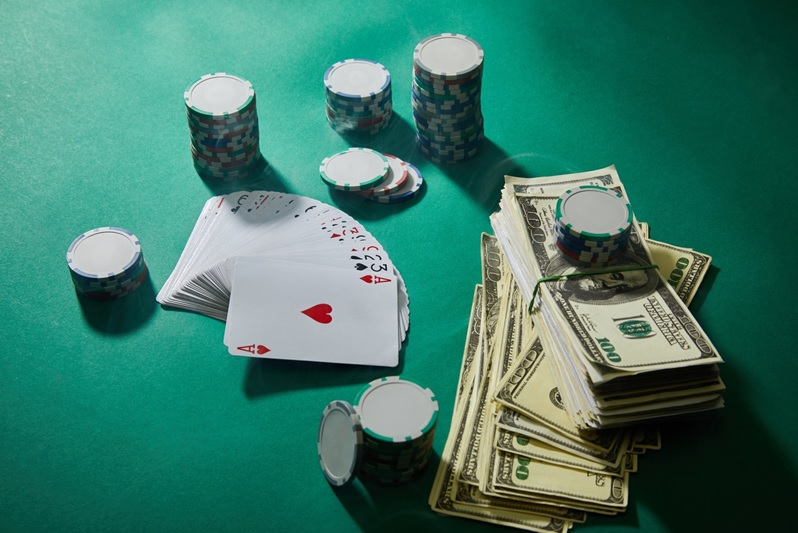 What are 'specialty' casino games?