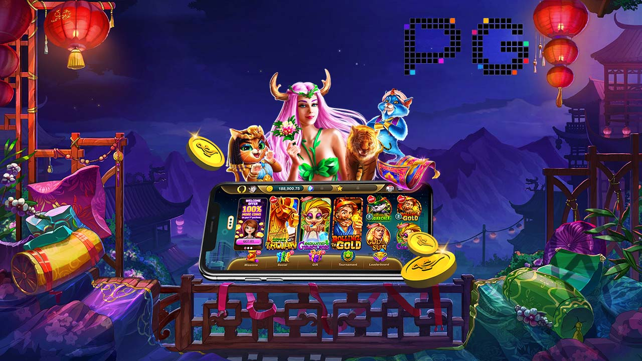 How to Earn a Big Amount of Money from PG Slot?