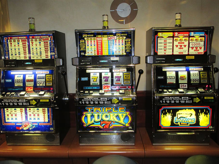 Three individual points about the online slot machine games!