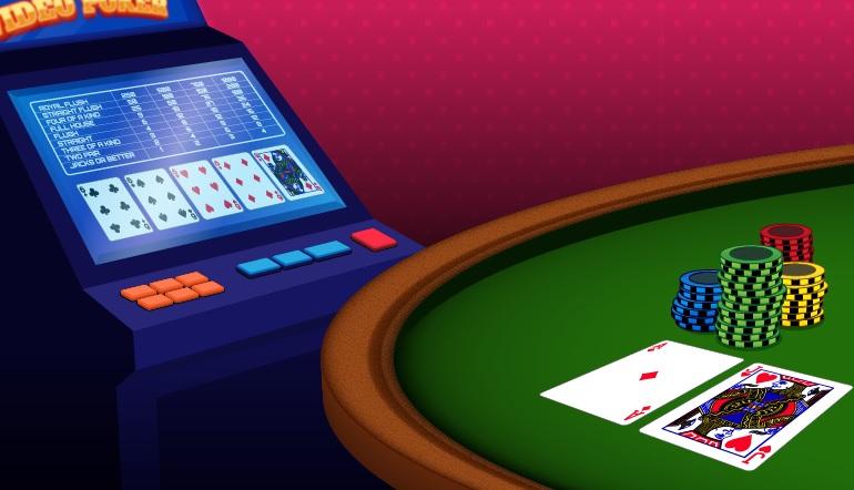 Blackjack Video Machine Gambling Strategy